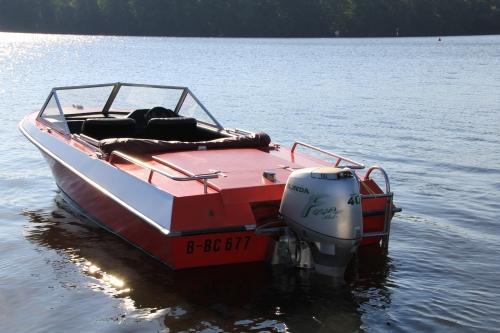 Boot mieten Berlin - Motorboot Lotos