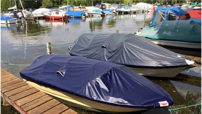 Motorboot GFK Rio