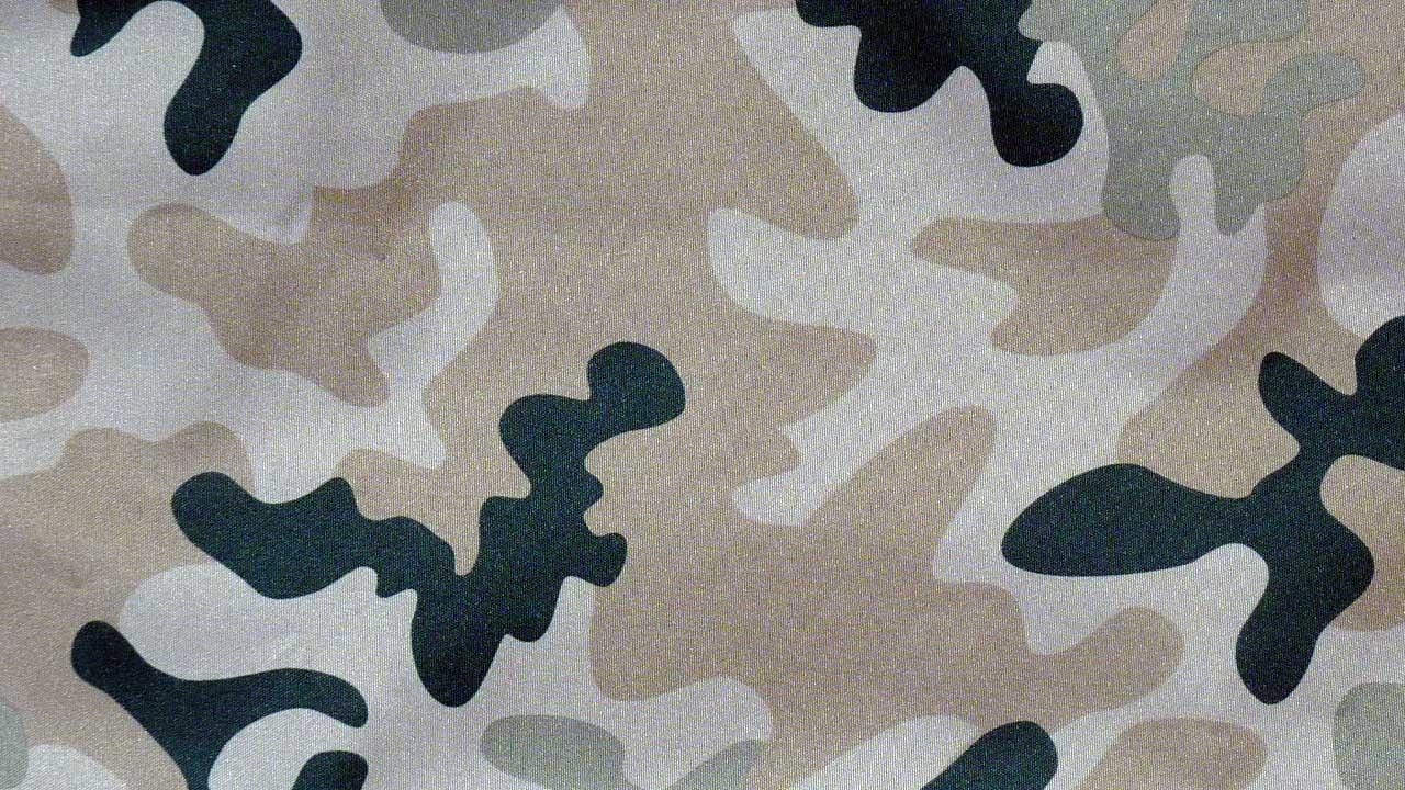 Fender Strumpf - Camouflage Design